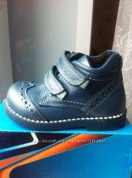 Panda ортопедические кожаные ботиночки для первых шагов 14 см