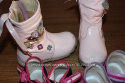 продам прекрасную обувь на весну ТМ Шалунишка для девочки