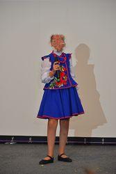 Шикарный украинский костюм для выступления