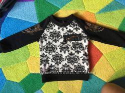 Детский крутой свитер р. 100-110