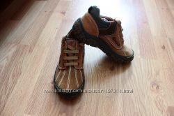 Ботиночки из натуральной кожи для мальчика, 32 размер