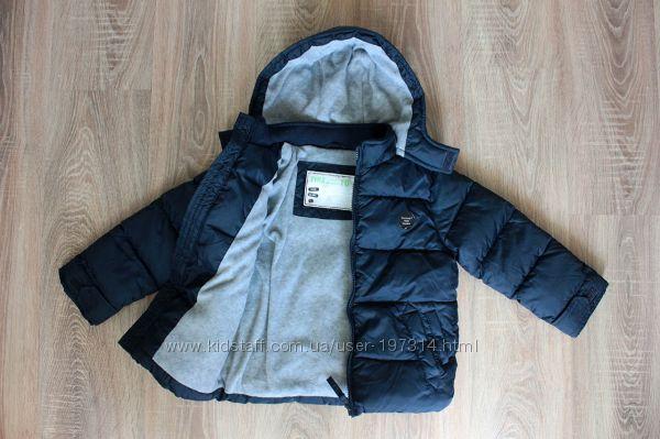 Куртка MARK&SPENSER с капюшоном на мальчика, 5-6 лет