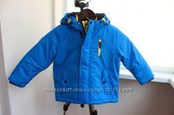 . Теплая, яркая курточка для малыша 4-5 лет, NEXT