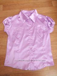 Атласная блузочка
