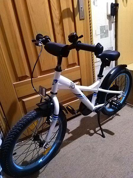 Велосипед Scool 27см XXlite 18 Steel 1sp, Німеччина
