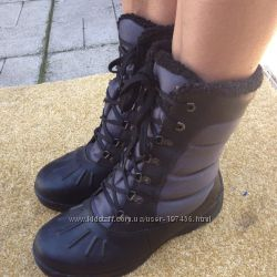 Зимние ботинки Timberland стелька 23. 5 см