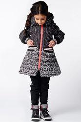 MIM PI Нидерланды 140 10 Дизайнерская зимняя куртка-пальто