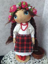 Кукла в украинском стиле