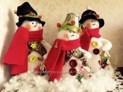 Куклы и другие игрушки, ручная работа