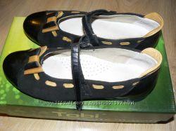 Туфли школьные для девочки 36 размер 22 см стелька