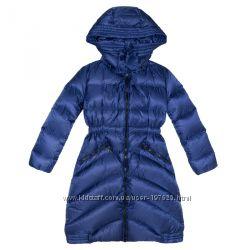 Зимний теплый пуховик Borelli Италия в наличии все размеры 7-14 лет
