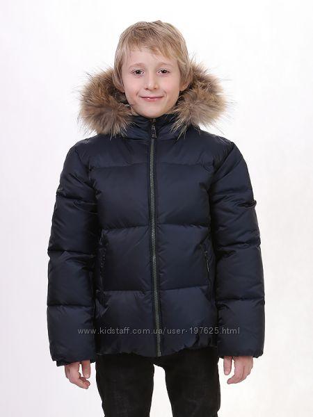 Зимние куртки Borelli Италия для мальчиков 8-9-10-14 лет