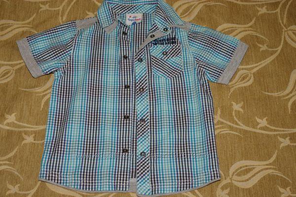 Рубашка летняя Topolino размер 110