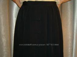 Классная легкая юбка 50-52 размера на поясе