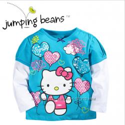 Регланы для девочек Gap, Disney, Jumping beans