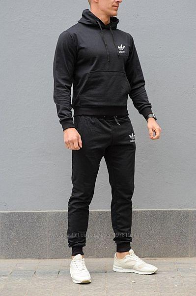Спортивный мужской костюм Nike, Reebok, Adidas, NB, Fila, Puma. Разные цвет