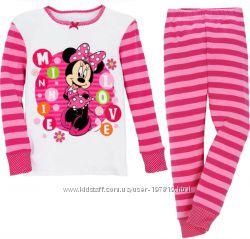 Детские пижамы GAP девочкам и мальчикам 2Т-9Т