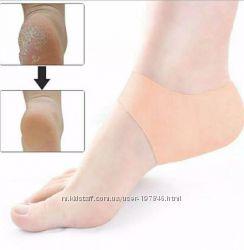 силиконовые носки, напяточники 2 вида