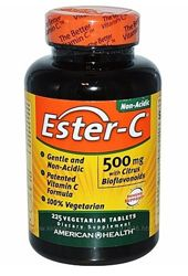 витамин С Эстер длительного высвобождения 500 мг 225 шт.