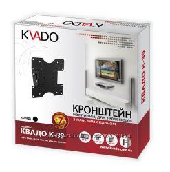 Крепёж настенный для LCD 15-37 КВАДО К-39