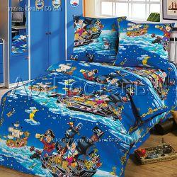 Чистый хлопок для постельного белья для ваших деток