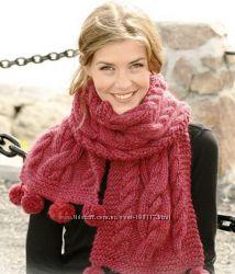 Очень красивый шарф.