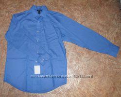 Новая рубашка Lands End из США размер 16х35