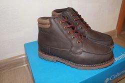 Новые демисезонные ботинки Columbia 24 см стелька