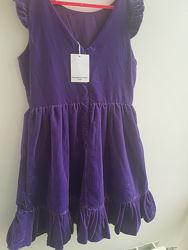 Нарядное итальянское платье 10 лет