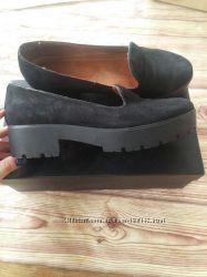 Туфли на тракторной подошве, 39 размер