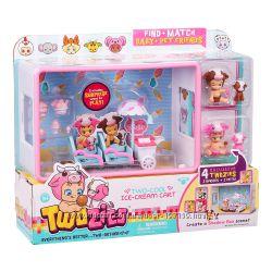 Игровой набор - Twozies. Two Cool Ice Cream Cart