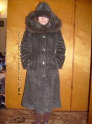 Зимнее пальто р. 46