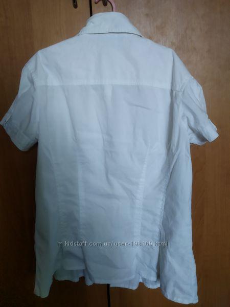 Школьные блузки - хлопок