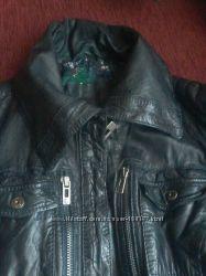 деми курточка кожа