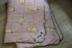 Детское одеяло BILLERBECK натуральная овчина