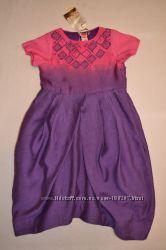 Платье нарядное Strawberry Faire Англия размер 2-3 года
