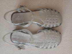 Кроксы сандалии аквашузы Chicco размер 29 стелька 19 см