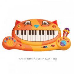 Музыкальная игрушка синтезатор Котофон Battat