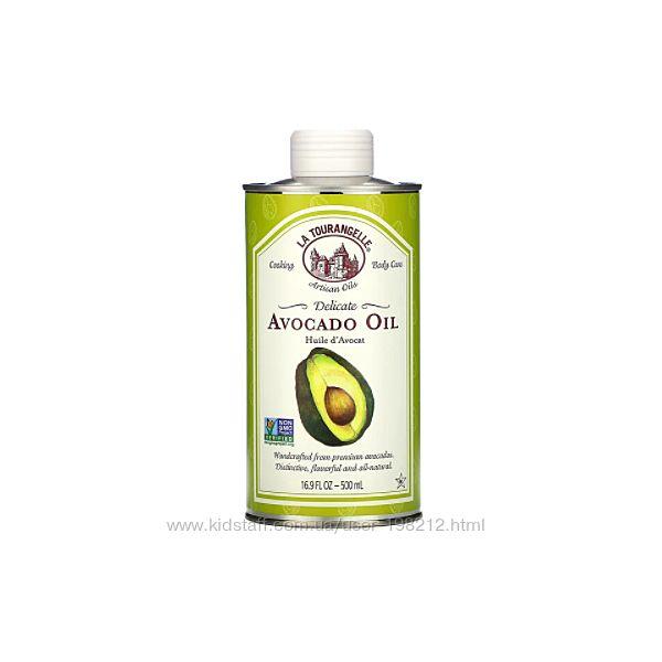Масло авокадо La Tourangelle Avocado Oil 500 мл
