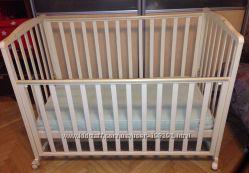 Продаю кроватку производитель Baby Italia Dolly , плюс матрас