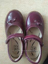 Туфли натуральная кожа, 17, 5 см стелька