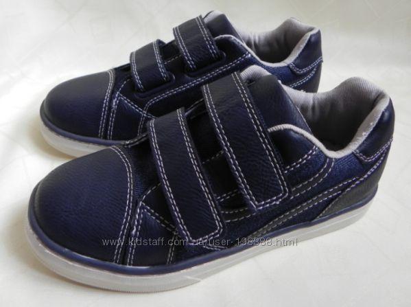 Туфли для мальчика C&A 26, 30р в наличии