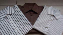 Рубашки в полоску Angelo Litrico , размеры SМ.
