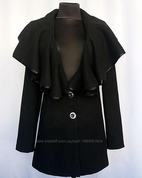 Суперцена. Кашемировое пальто жакет. Новое, р. S, M, L