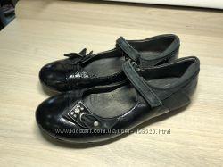 Туфли Perlina на девочку Турция 33 размер натуральная кожа