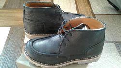 Кожаные ботинки Bata