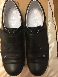 Шкіряні туфлі для хлопчика BARTEK Польща