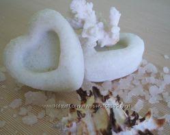 Соляное мыло для чистой кожи