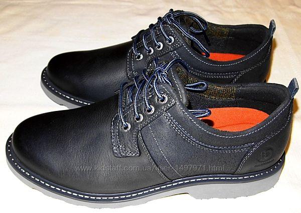 Ботинки новые кожаные Dunham