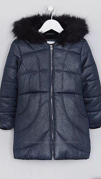 Пролёт. Зимнее пальто на 3-4 года matalan